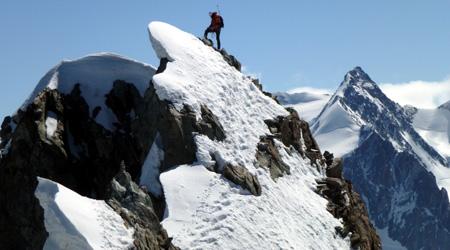 Bergsteigen Bergführer Zermatt