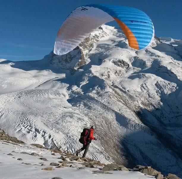 Hike And Fly Zermatt