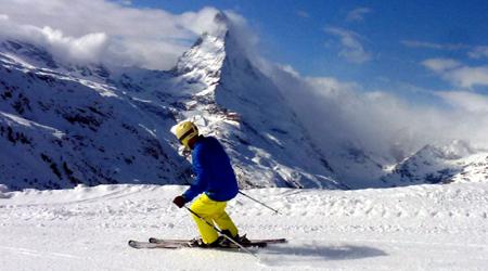 ski instructor zermatt
