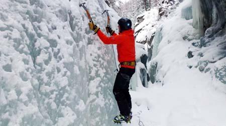 zermatt ice climbing
